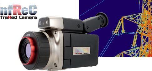 赤外線サーモグラフィーカメラ