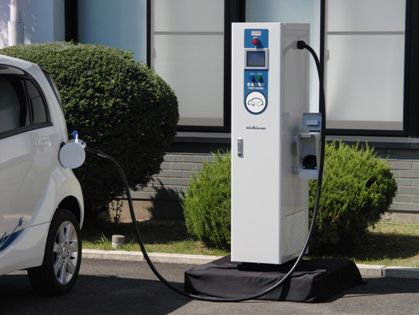 EV充電器