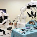 手術支援ロボット「ヒノトリ(hinotori)」